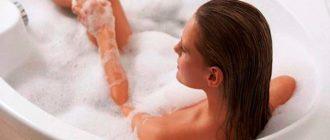 Пена-для-ванны-своими-руками