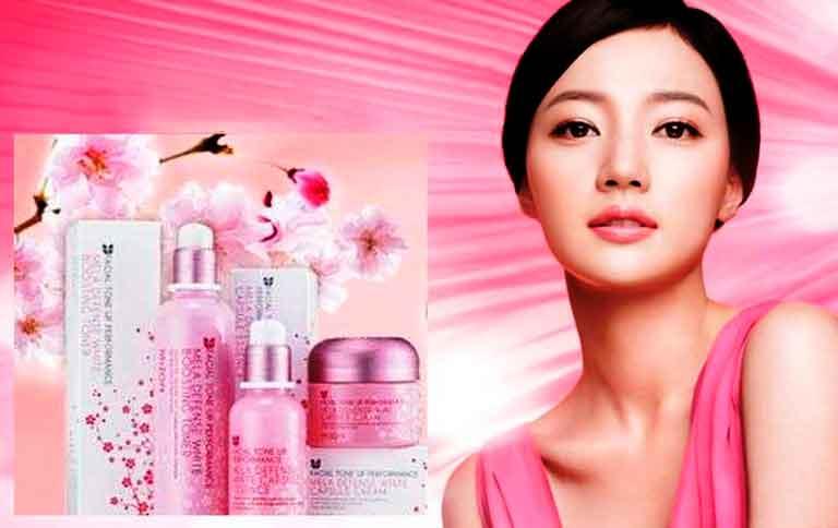 Преимущества косметики из Кореи