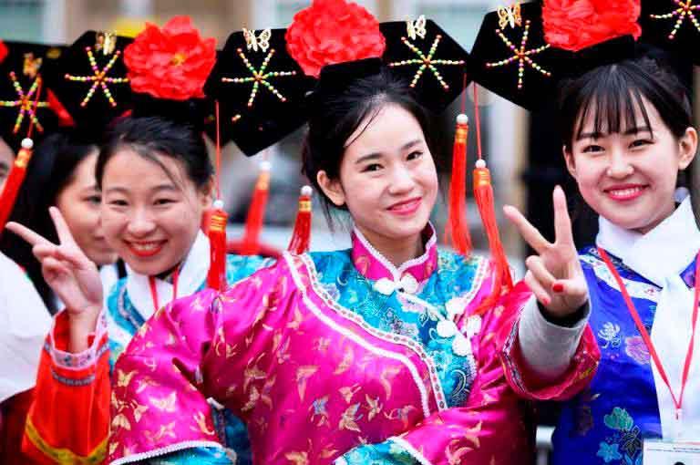 Традиции-Китая