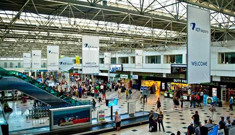 Анталья-аэропорт