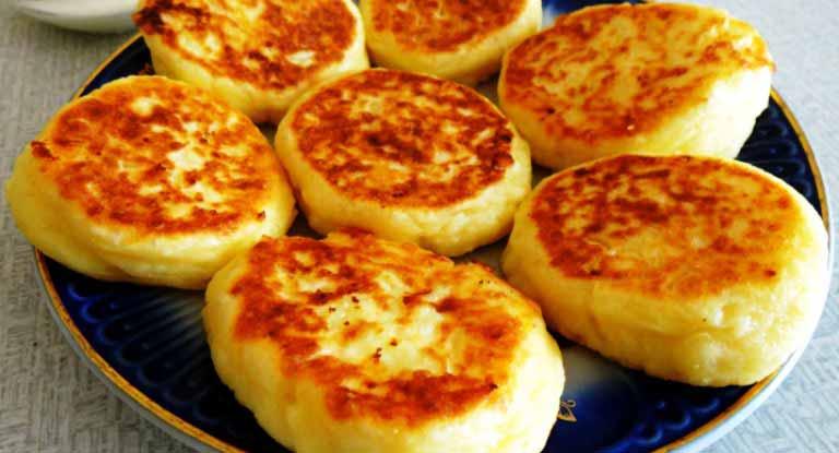 Простые-рецепты-сырников