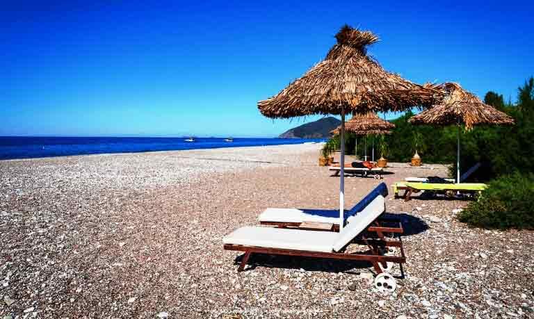 Турецкие-пляжи