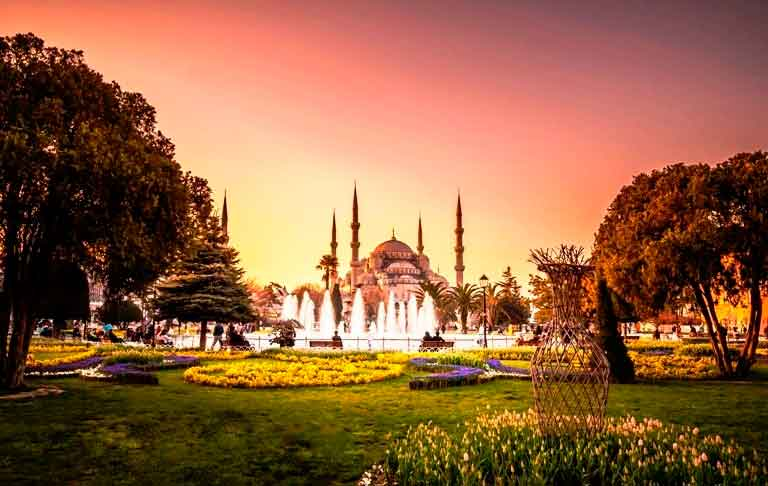 Турция-Всё-включено