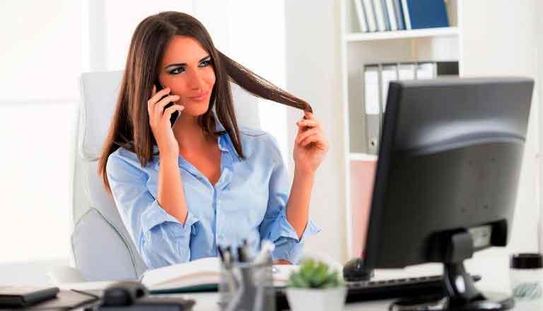 Работа-секретарши